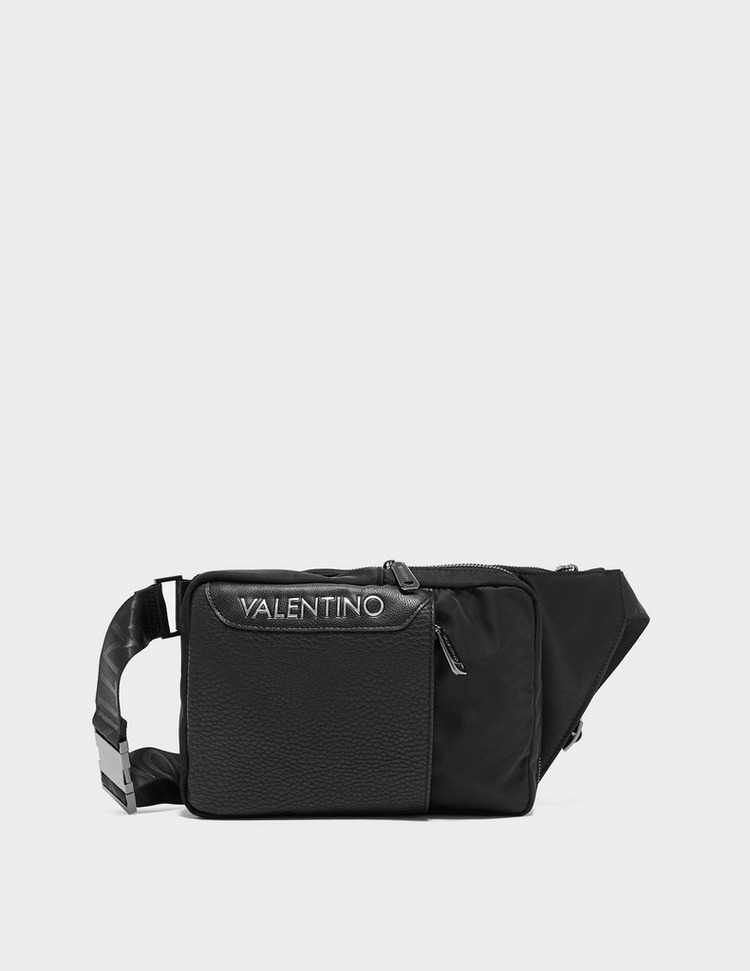 Valentino by Mario Valentino Ben Side Logo Crossback Bag