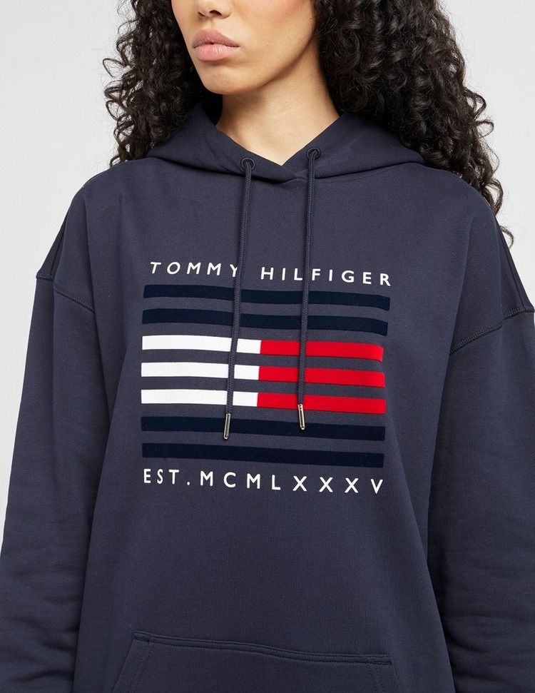 Tommy Hilfiger Flock Hoody Dress