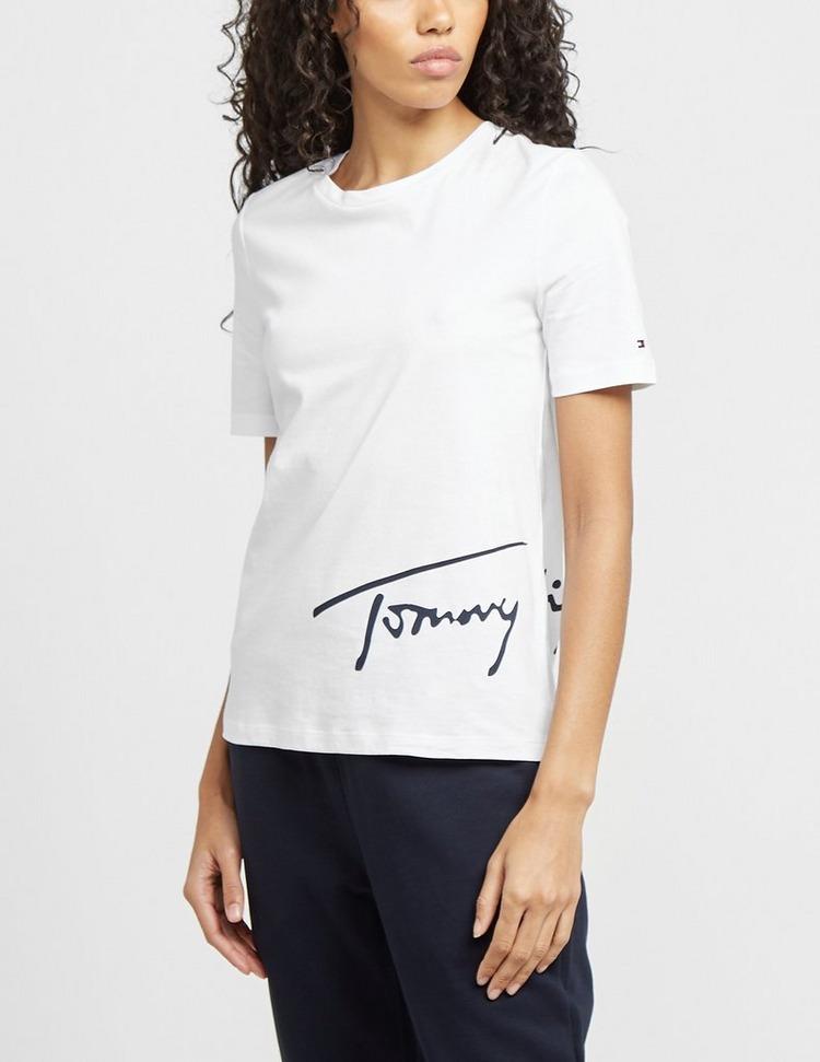 Tommy Hilfiger Script T-Shirt