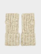 UGG Buckle Knit Open Gloves