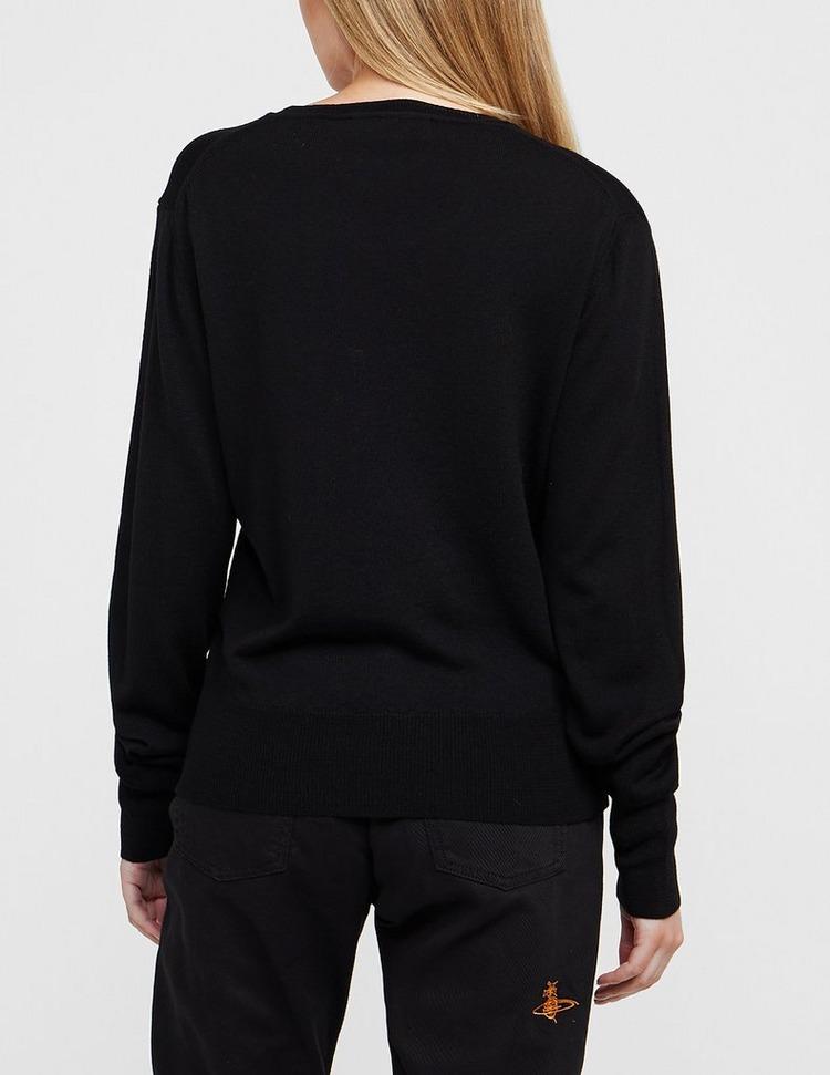 Vivienne Westwood Orb Knitted Sweatshirt