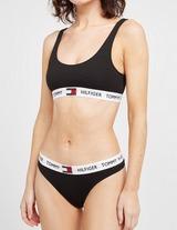 Tommy Hilfiger Underwear Logo Tape Thong