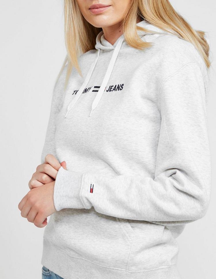 Tommy Jeans Linear Logo Hoodie