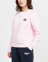 Tommy Jeans Badge Sweatshirt