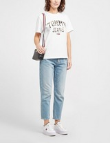 Tommy Jeans Floral Collegiate T-Shirt