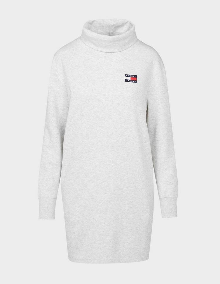 Tommy Jeans Mock Neck Dress