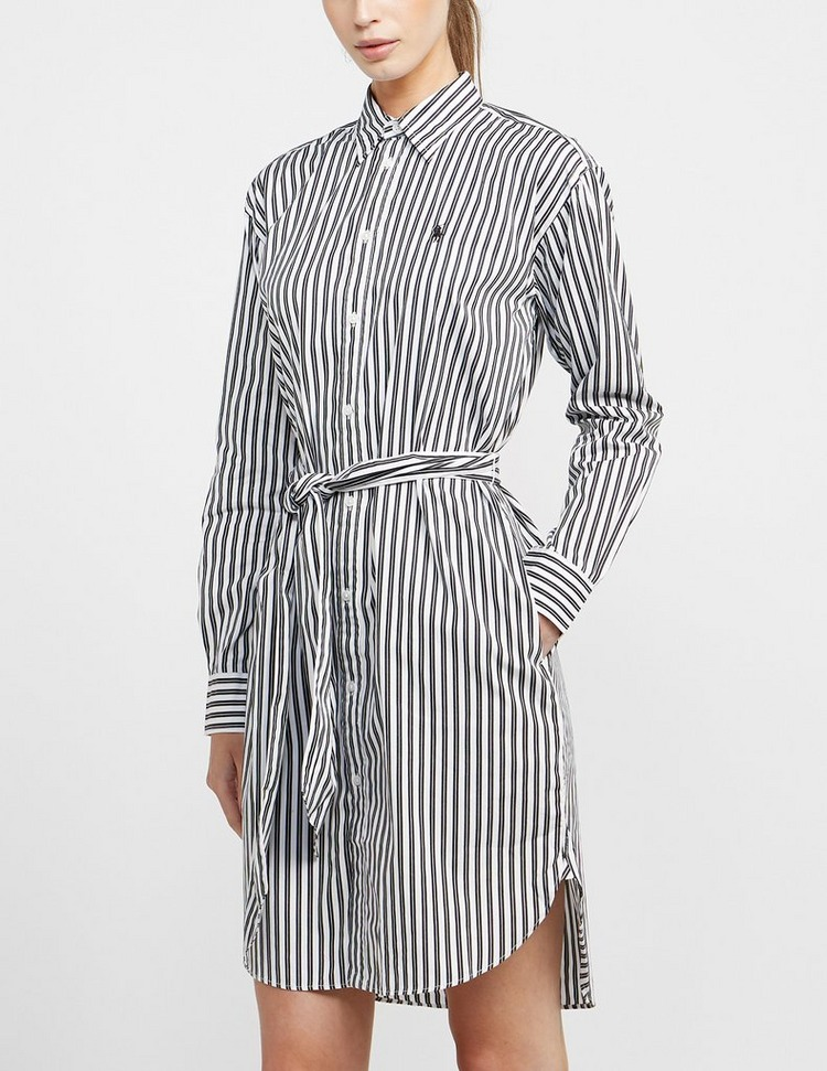 Polo Ralph Lauren Stripe Shirt Dress
