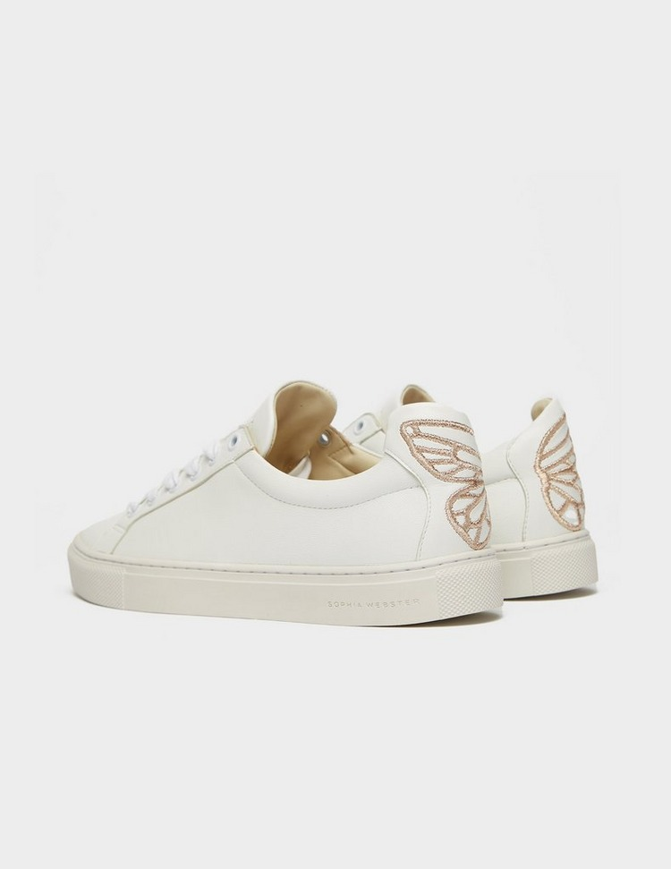 Sophia Webster Embroidered Wing Trainers