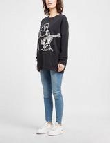 True Religion Buddha Long Sweatshirt