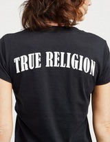 True Religion Back Logo V-Neck T-Shirt