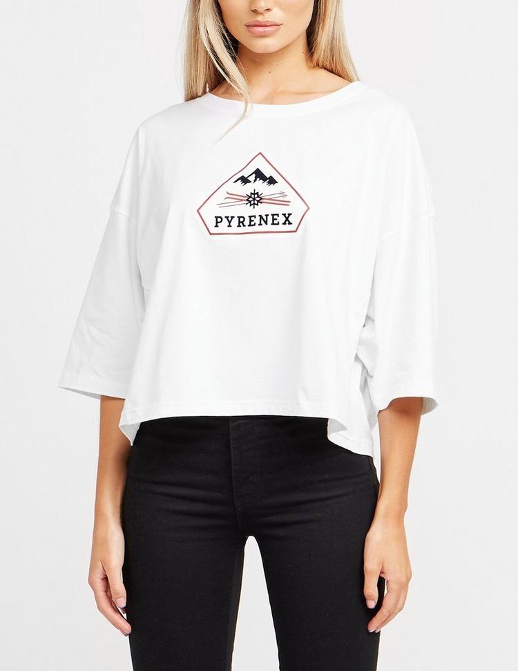 Pyrenex Mary Crop T-Shirt