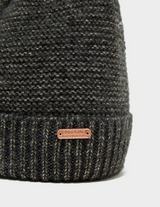 Barbour International Bobble Hat and Scarf Gift Set