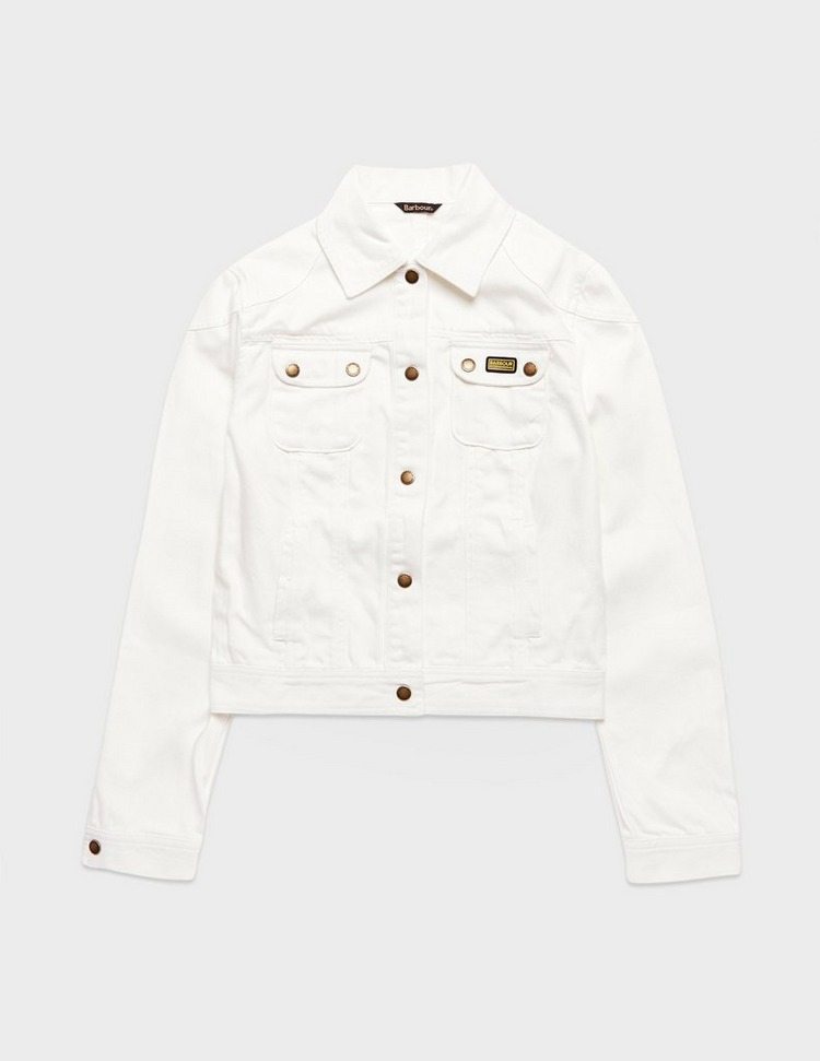 Barbour International Durness Denim Jacket