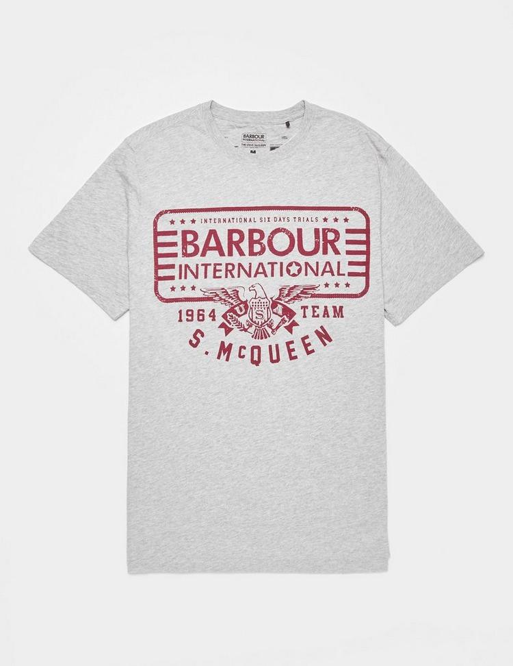 Barbour International Steve McQueen Eagle Short Sleeve T-Shirt