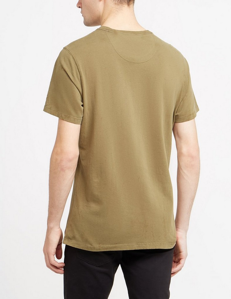 Barbour International Steve McQueen Short Sleeve T-Shirt