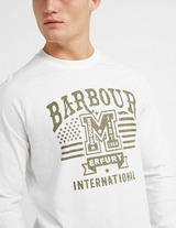 Barbour International Steve McQueen Tanner Long Sleeve T-Shirt