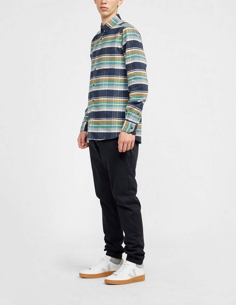 Barbour International Rocky Check Long Sleeve Shirt