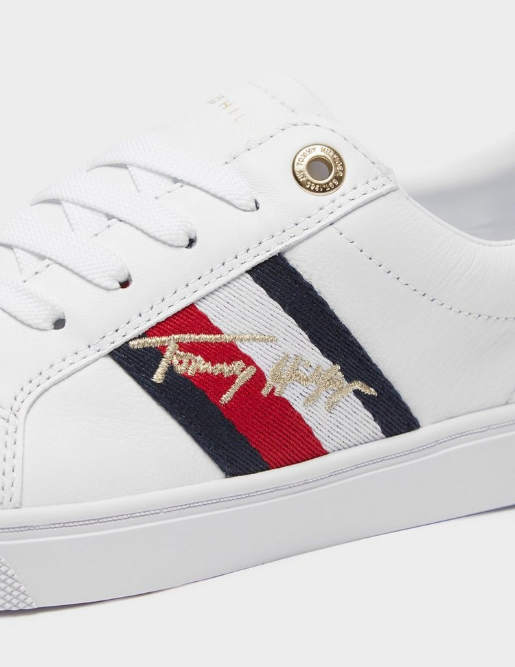 Tommy Hilfiger Stripe Sign Trainers