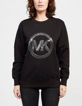 Michael Kors Sequin Logo Sweatshirt