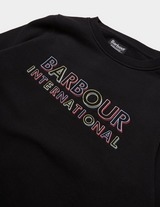 Barbour International 3D Logo Sweatshirt