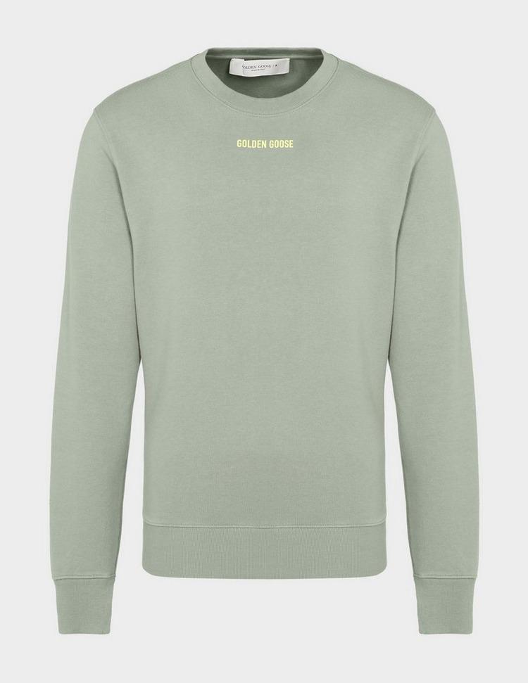 Golden Goose Deluxe Brand Dream Only Crew Sweatshirt