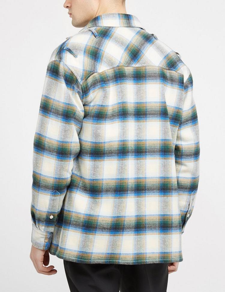 Golden Goose Deluxe Brand Allen Check Overshirt