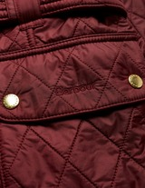 Barbour International Polar Quilted Jacket