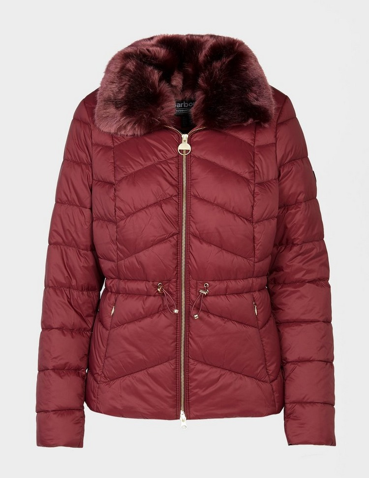Barbour International Halfback Quilted Jacket