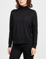 Armani Exchange High Neck Knitted Jumper