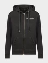 Armani Exchange Small Logo Full Zip Hoodie