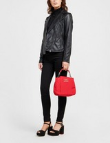 Armani Exchange Biker Leather Jacket