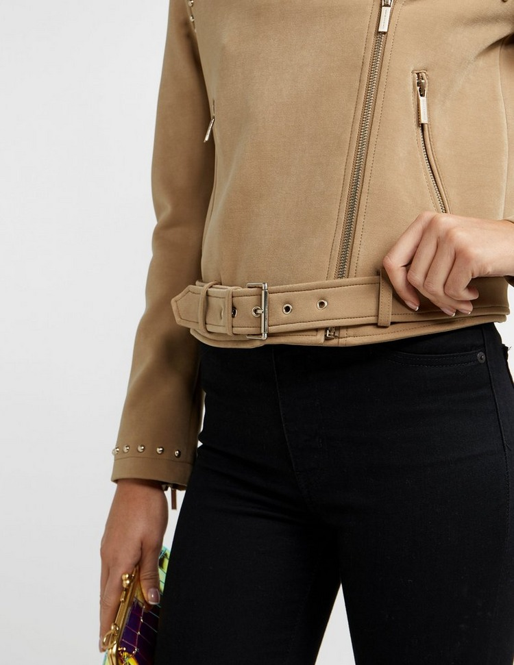 Armani Exchange Stud Biker Jacket