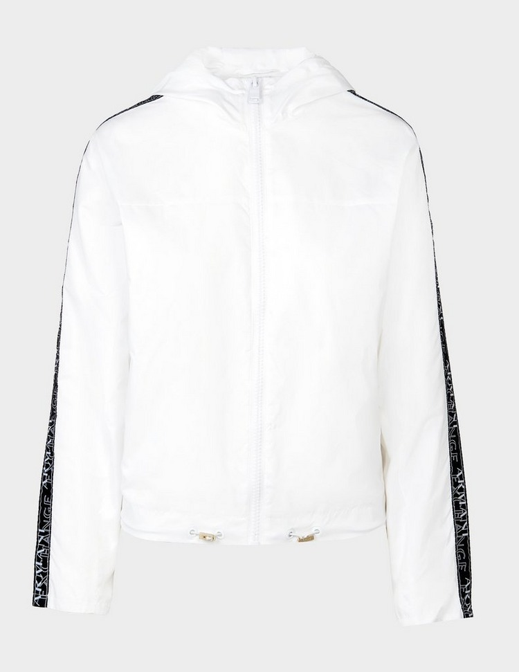 Armani Exchange Tape Windbreaker Jacket