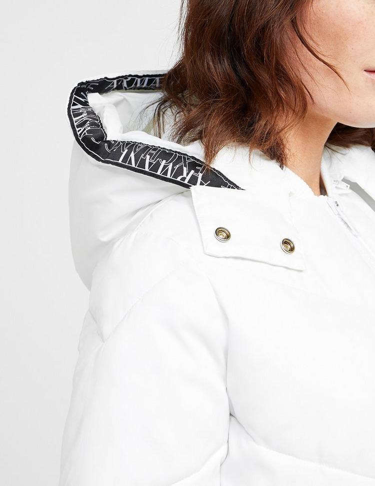 Armani Exchange Tape Puffer Jacket