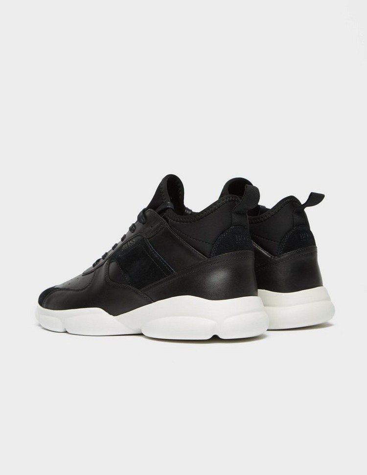 BOSS Rapid Mid-Top Trainers