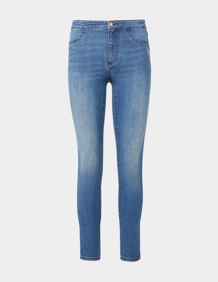 Armani Exchange J12 Denim Leggings