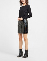 Armani Exchange Iridescent Skirt
