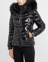 Froccella Short Fur Gloss Jacket