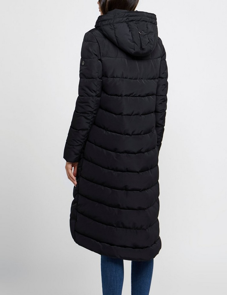 Froccella Long Matte Parka Jacket