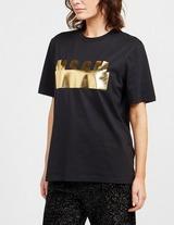 MSGM Foil Logo T-Shirt