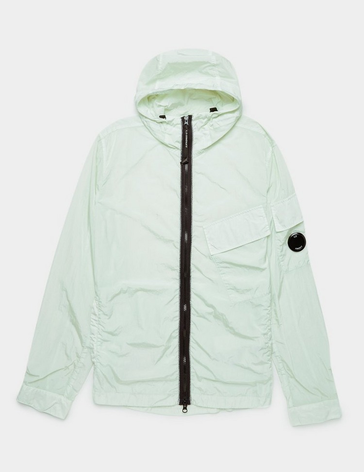 CP Company Chrome Hooded Overshirt