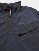 CP Company Chrome Quarter Zip Overshirt