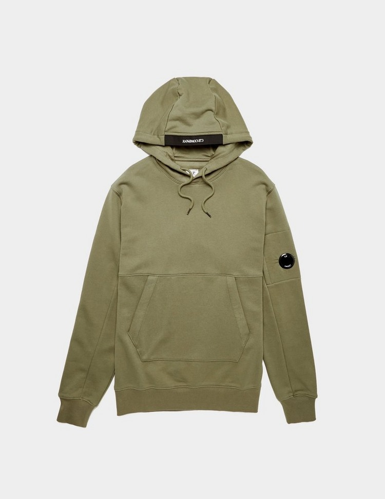 CP Company Label Hoodie