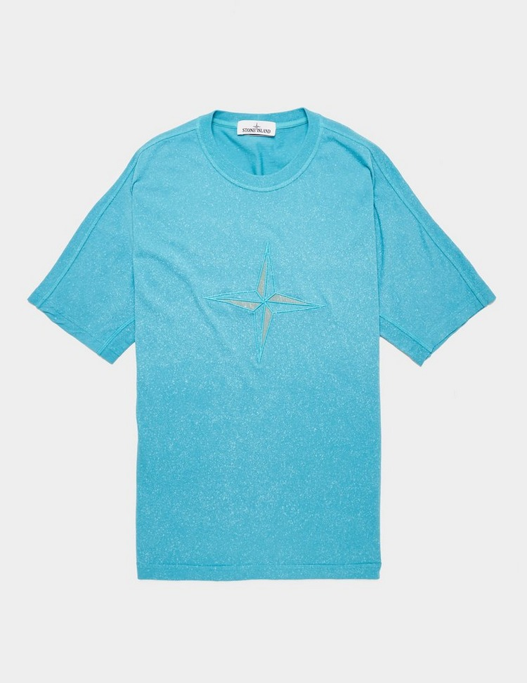 Stone Island Back Logo Short Sleeve T-Shirt