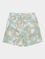 Stone Island Patterned Swim Shorts