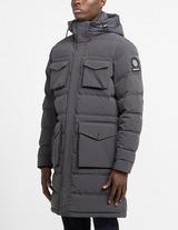 Sandbanks Long Puffer Jacket