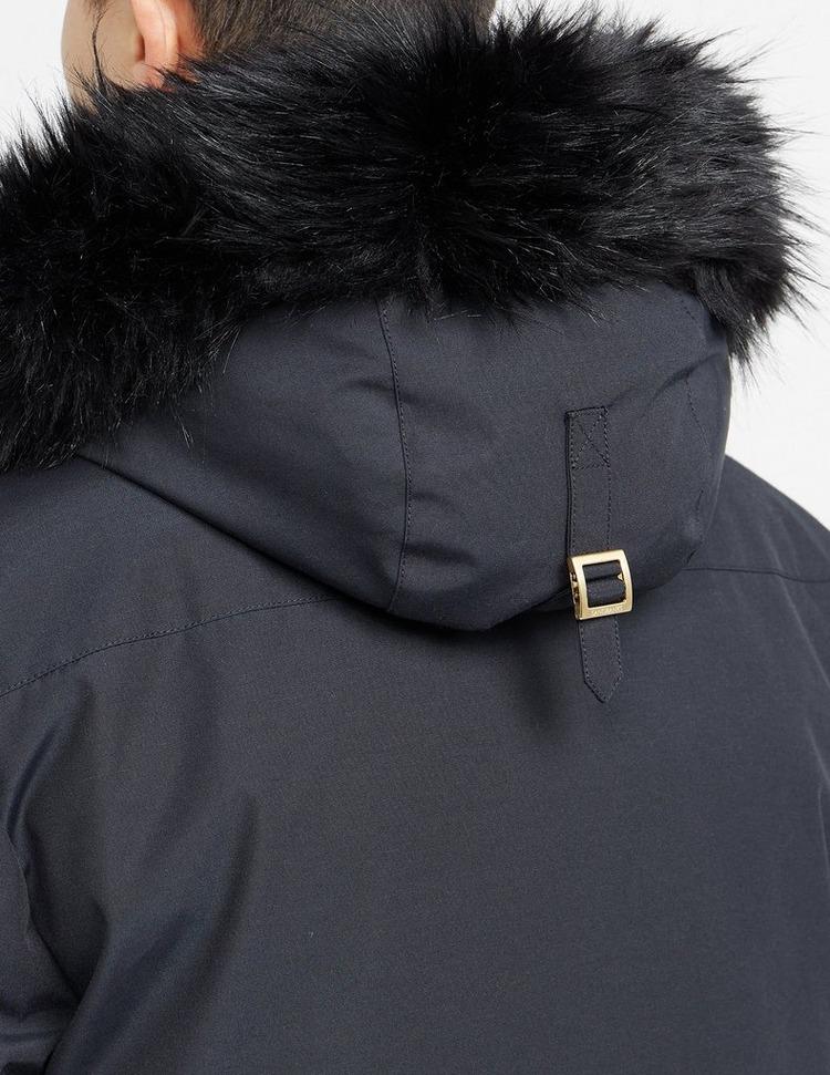 Sandbanks Reversible Puffer Parka Jacket