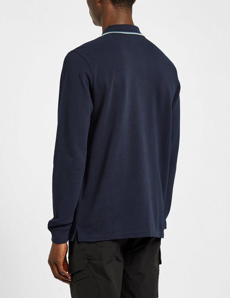 Sandbanks Tipped Polo Shirt