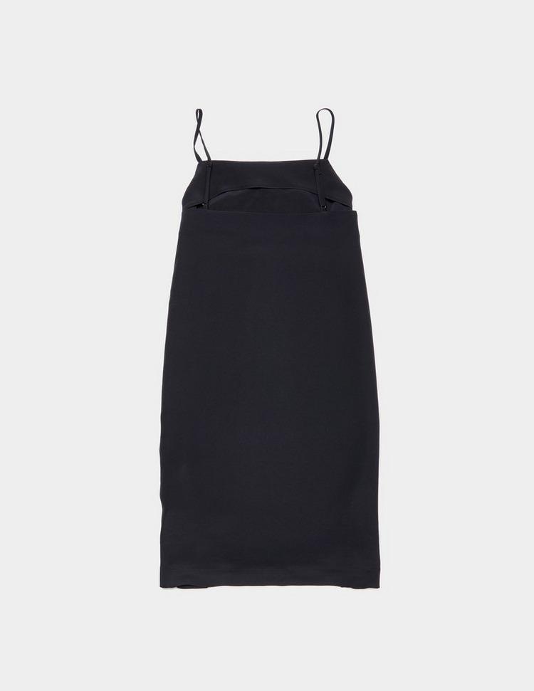 Calvin Klein Jeans Monogram Slip Dress