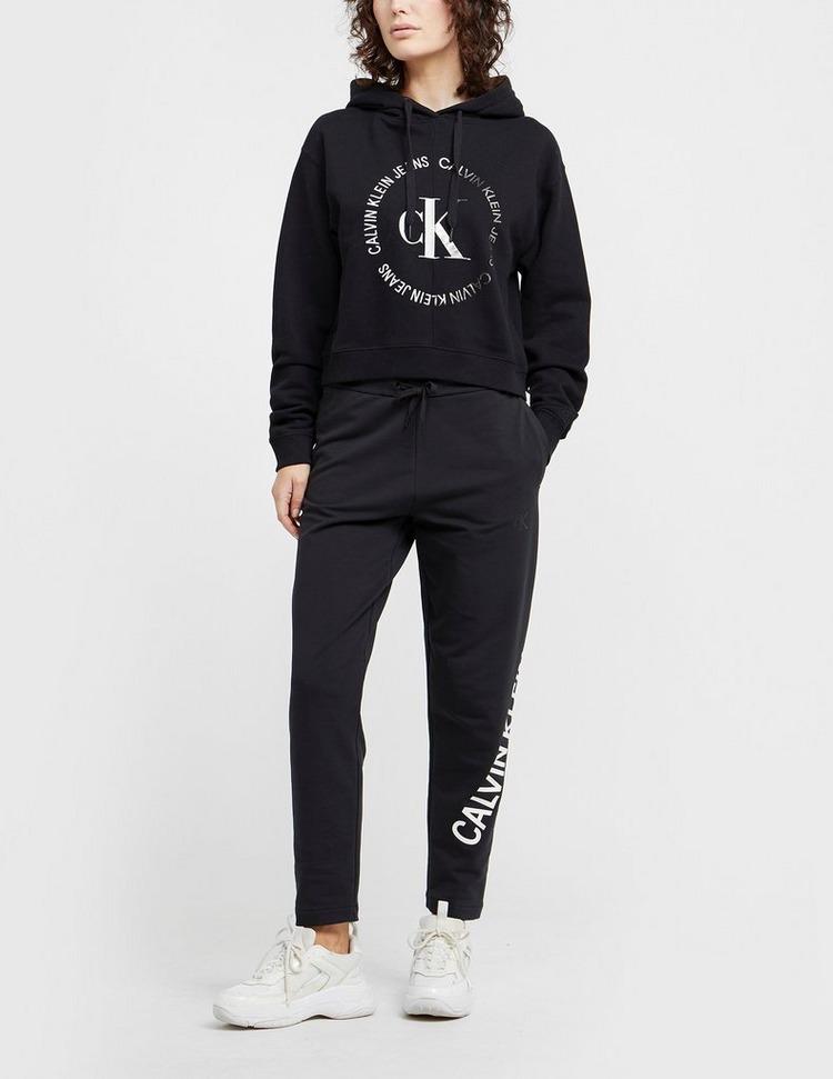 Calvin Klein Jeans Round Logo Hoodie